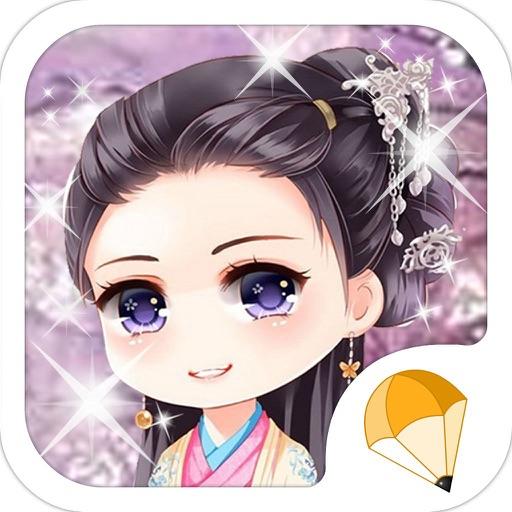 古装美女-女生换装模拟养成免费小游戏