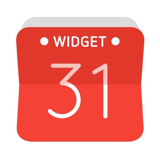 Widget カレンダー : Easy & Simple Calendar