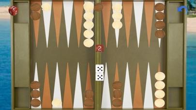 Advanced Backgammon review screenshots
