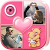 Love Photo Editor & Collage Maker – Make Romantic Pictures With Cute Frames And Filters