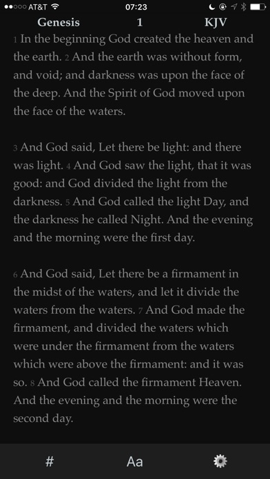 download Bibliora: The clutter-free Bible apps 2