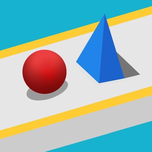 Bouncing Ball Bounce iOS App