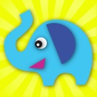 Pooza - FREE Brain Training Puzzles for Toddlers and Preschoolers icon