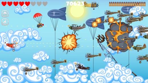 Red Baron: Fly and Shoot Screenshot