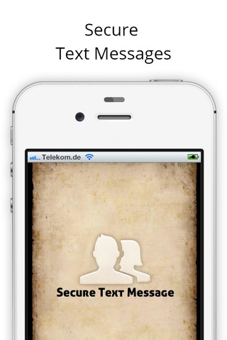 Secure Text Message screenshot 1