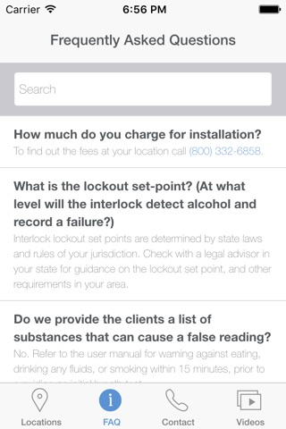 Interlock Companion screenshot 2
