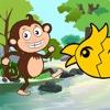 Naughty Little Monkey Jump - Hidden Surprises