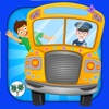 Hebrew Wheels on the Bus- Sing along and Nursery Rhymes for kids and Toddlers