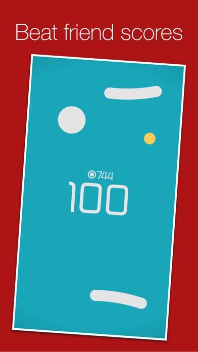Infiniball - arcade ball bouncer Screenshot