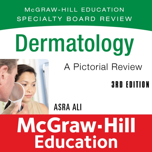 Dermatology  A Pictorial Review: McGraw-Hill Specialty Board Review iOS App