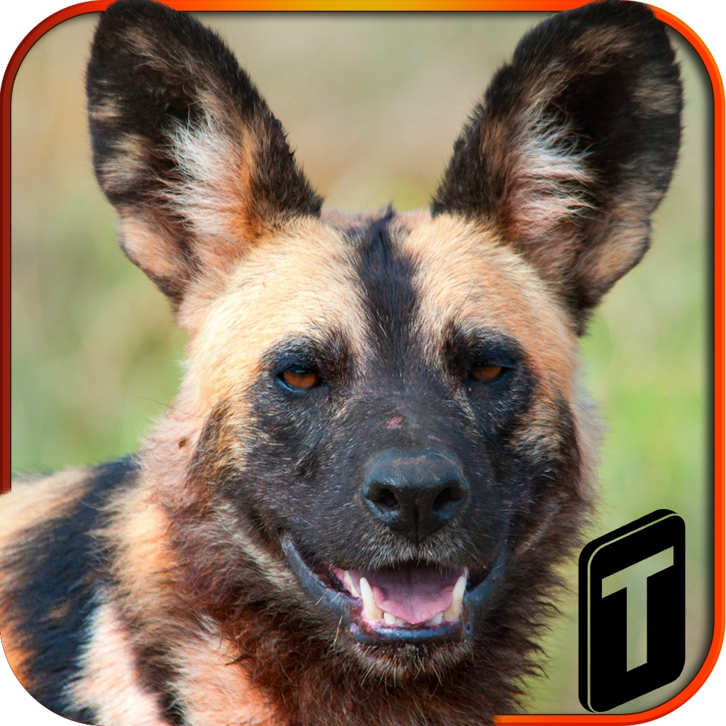 Wild Dog Simulator 3D - Tapinator, Inc.