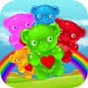 Gummy Bear Match Three Blitz HD - Free Game with happy, cute and  hearty Gummi Bears for the whole Family