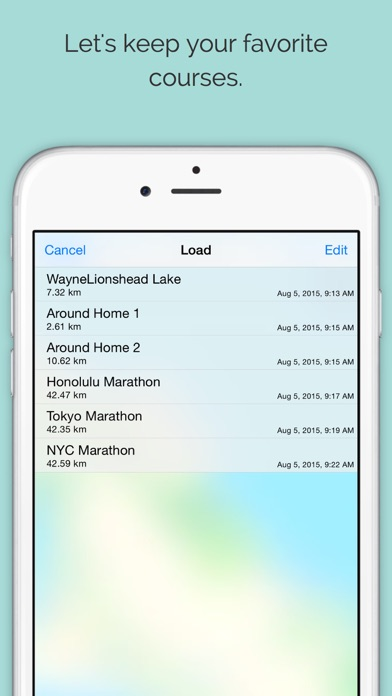 download RouteDesigner - Running,Walk,Cycling courses apps 2