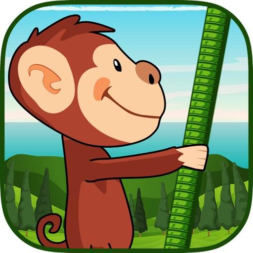 Stick Monkey Adventrue iOS App