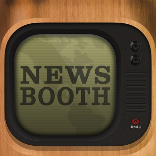 恶搞新闻头条:News Booth