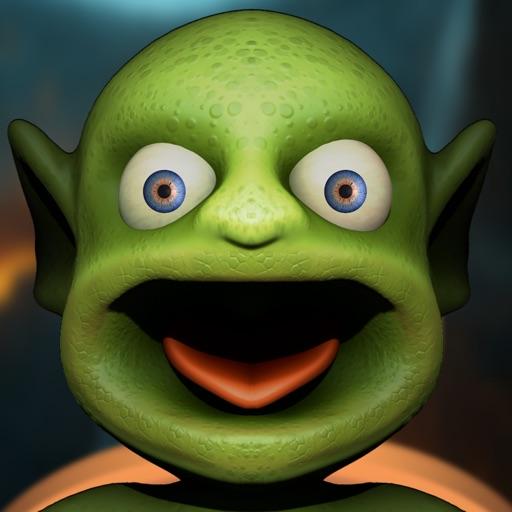 Crazy Alien Dentist Mania - new teeth doctor game iOS App