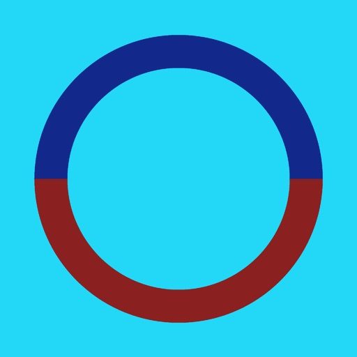 Best Amazing Two Circles One Brain Free Game iOS App