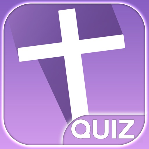 Bible Trivia Quiz : Christian Holy Bible Quiz Game iOS App