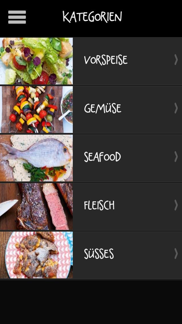 johann lafer meine besten grillrezepte app appstore. Black Bedroom Furniture Sets. Home Design Ideas