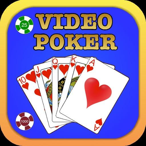 Allsorts Video Poker iOS App