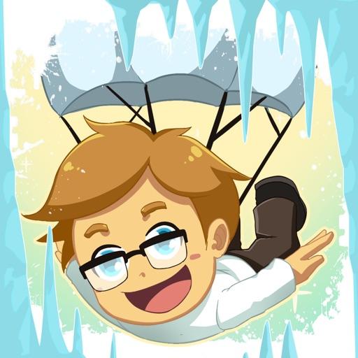 Ice World Free Fall Winter Panic iOS App