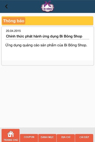 Bi Bông Shop screenshot 3