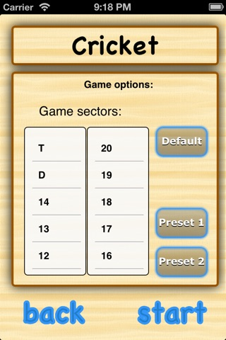 Darts Scores screenshot 3