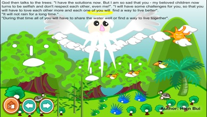 download Why bamboo has sections story (Untold toddler story from Hien Bui) apps 4