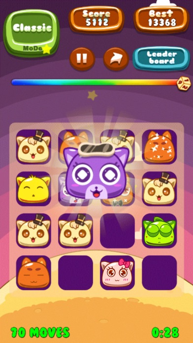 download Cat 2048 Story apps 0