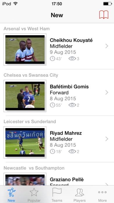 Футбол! Все видео голы Европейских чемпионатов Скриншоты3