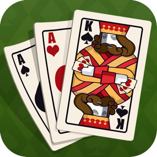 Card Games: 6 in 1 iOS App