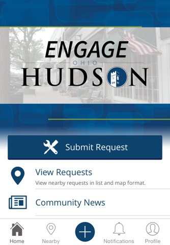 Engage Hudson screenshot 1