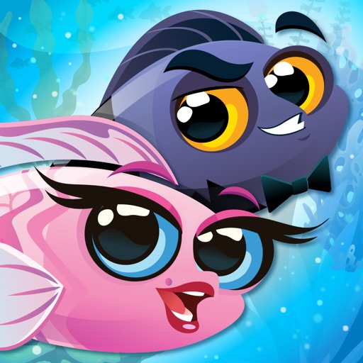 Fish with attitude by crowdstar inc for Fish with attitude 2