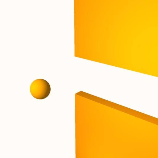 Ball, Gap Ahead! - 3D endless flying game iOS App