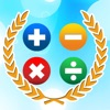 Math Champions - fun brain games for kids and adults