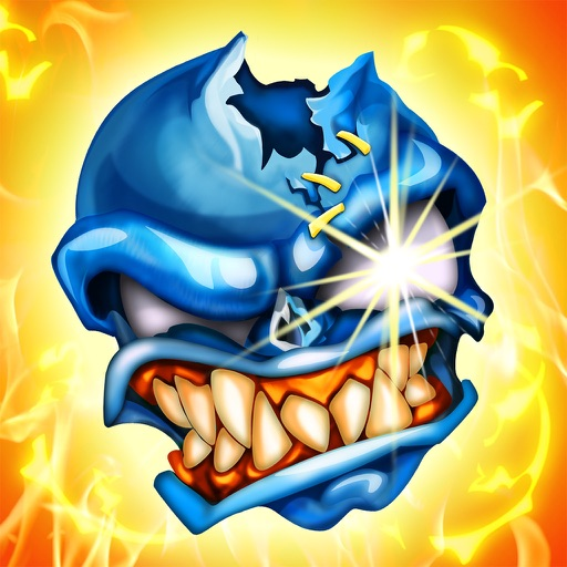 Demons - Match 3 Adventure Quest iOS App