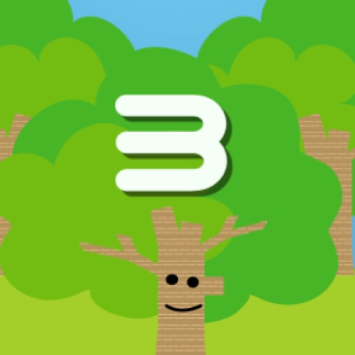 TOUCH 3 - the number related to the 3 iOS App