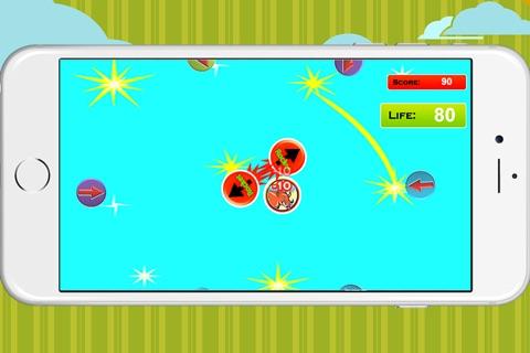 Razorback arrow action game free screenshot 2