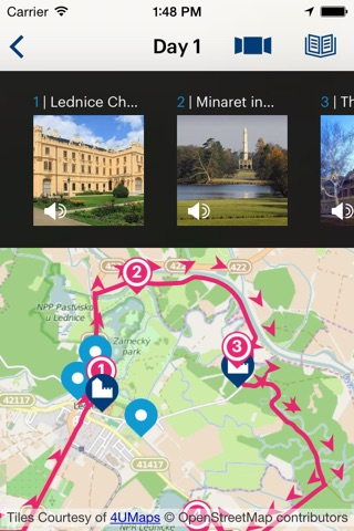 Czech Republic Wine Trails screenshot 4