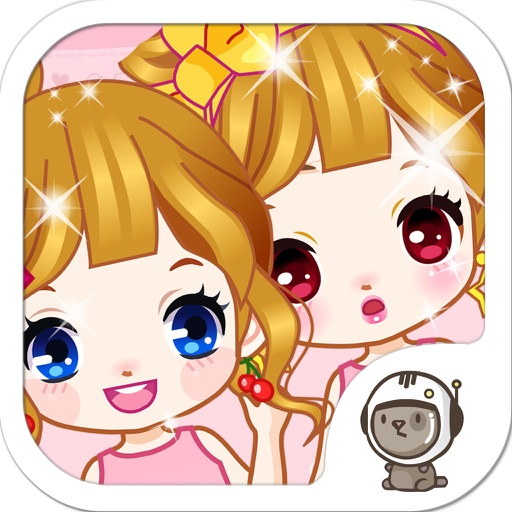 Girls Night Out - dress up games for girls iOS App