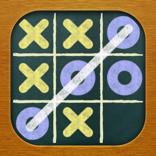 Tic Tac Toe Free App Icon