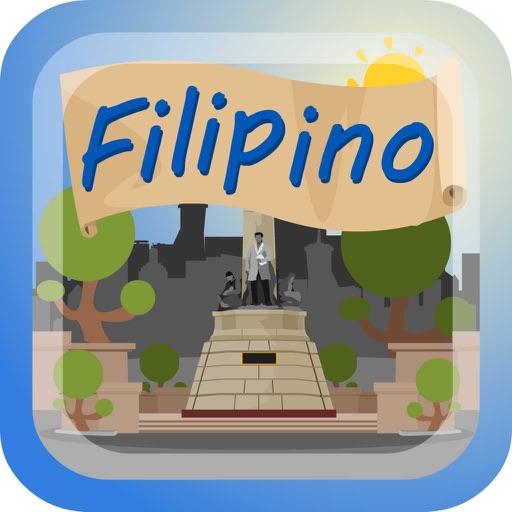 Filipino Flash Quiz Pro iOS App