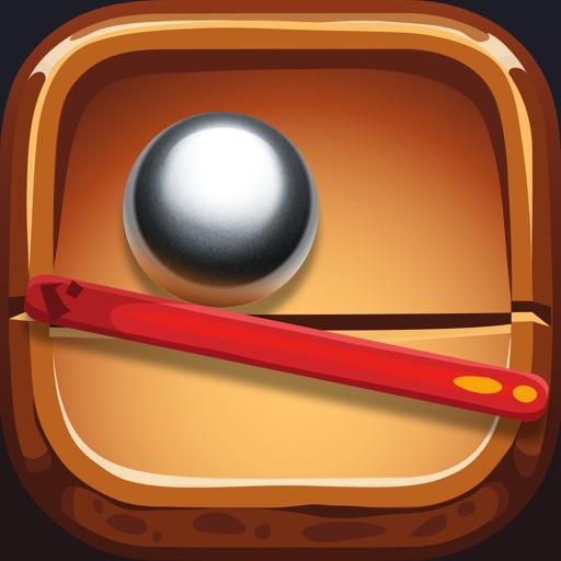 Gravity Ball - Forrest Bridge Escape iOS App