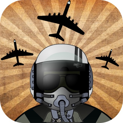Modern Jet Fighter Aerial Combat on Air - Endless Shotting Game iOS App