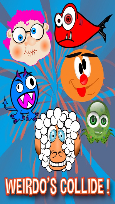 download Born Weird: Swipeout and Dropout the Weirdo apps 3