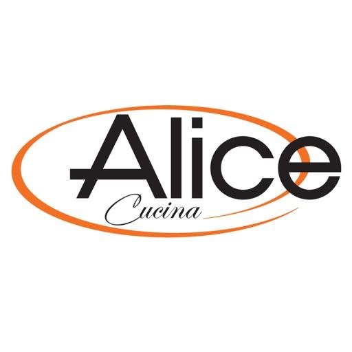 Alice cucina par sitcom media s r l for Cucina logo