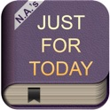 Just For Today From Narcotics Anonymous icon