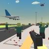 Airport City Zombies: Dead Walking Sniper Hunter