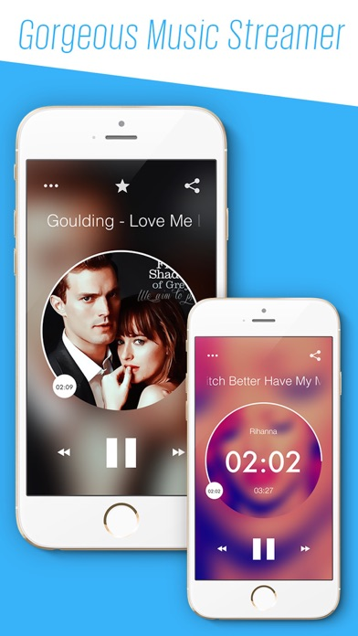 download SoundTune Free Music Streamer & MP3 Player apps 4