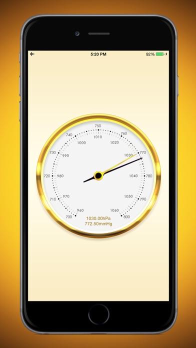 барометр +Скриншоты 3